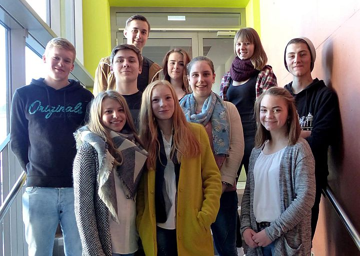 Tutoren - Schüler helfen Schülern