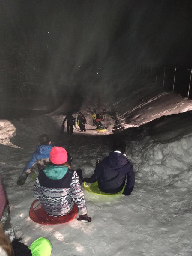 Snowtubing - ein tolles Erlebnis